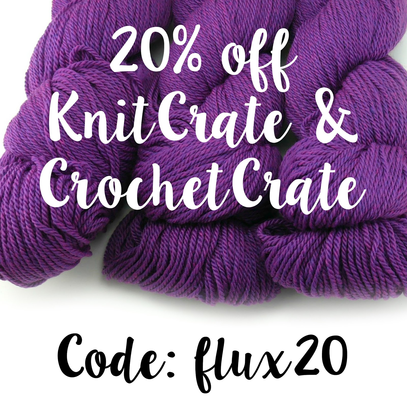 March knitcrateunboxing review coupon code fiber flux special thanks to the folks at knitcrate for giving fiber flux readers a coupon code i received a crate to review and share all opinions are my own fandeluxe