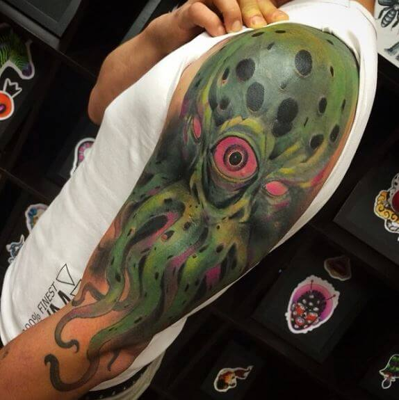 Cthulu Tattoos