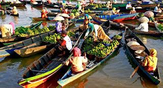 South Kalimantan Tourism