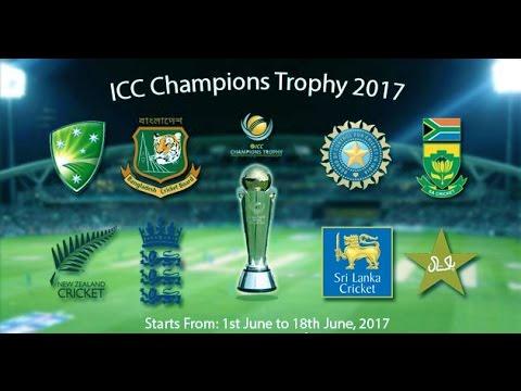 ICC Champions Trophy, 2017