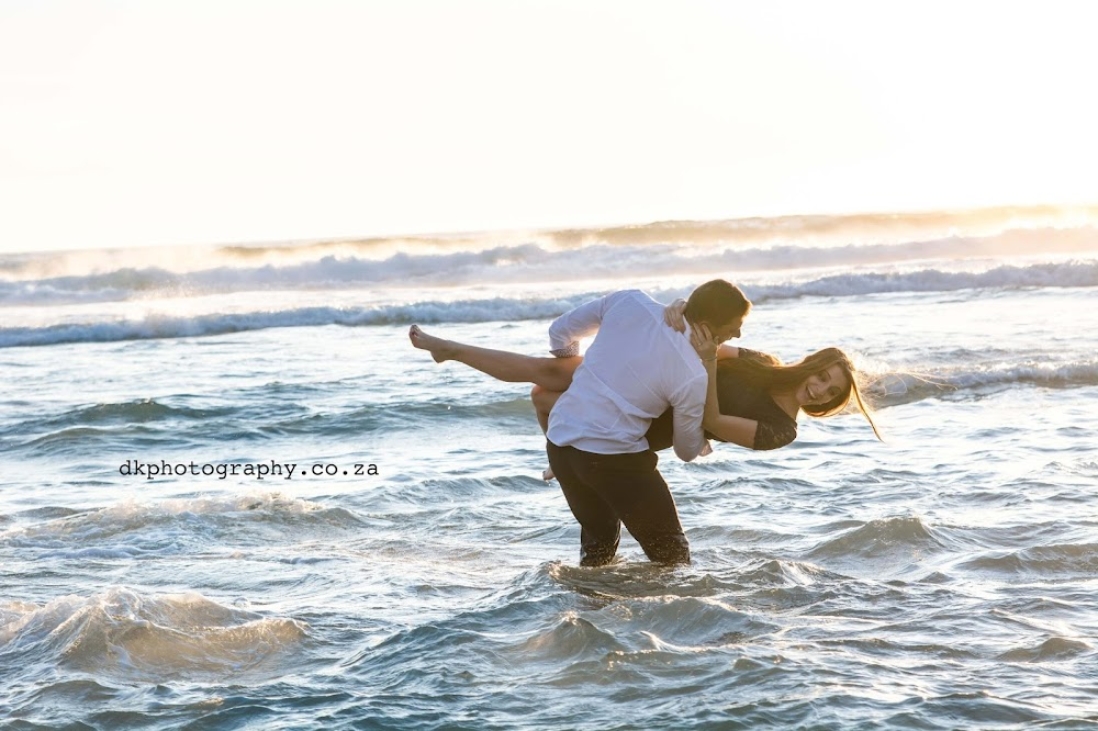 DK Photography 21 Preview ~ Clarissa & Dean's Engagement Shoot on Llandudno Beach & Suikerbossie Forest  Cape Town Wedding photographer