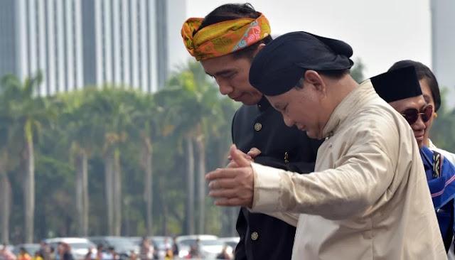 Kenapa Saat Prabowo Cawapres Megawati Isu HAM Tidak Muncul