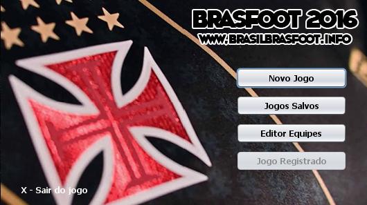 Skin C.R. Vasco da Gama para Brasfoot 2016