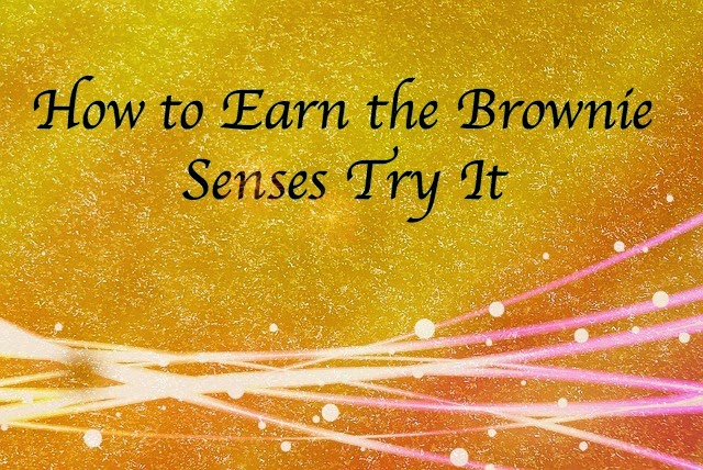 Meeting plans and resources for earning the Brownie Senses Badge