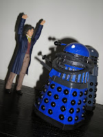 Taken prisoner by the Dalek Time Controller