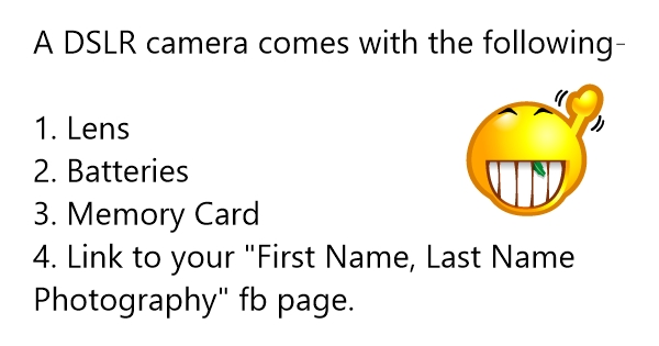 funny photography jokes