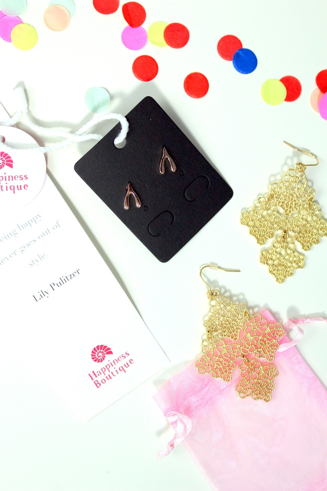 happiness boutique earrings review