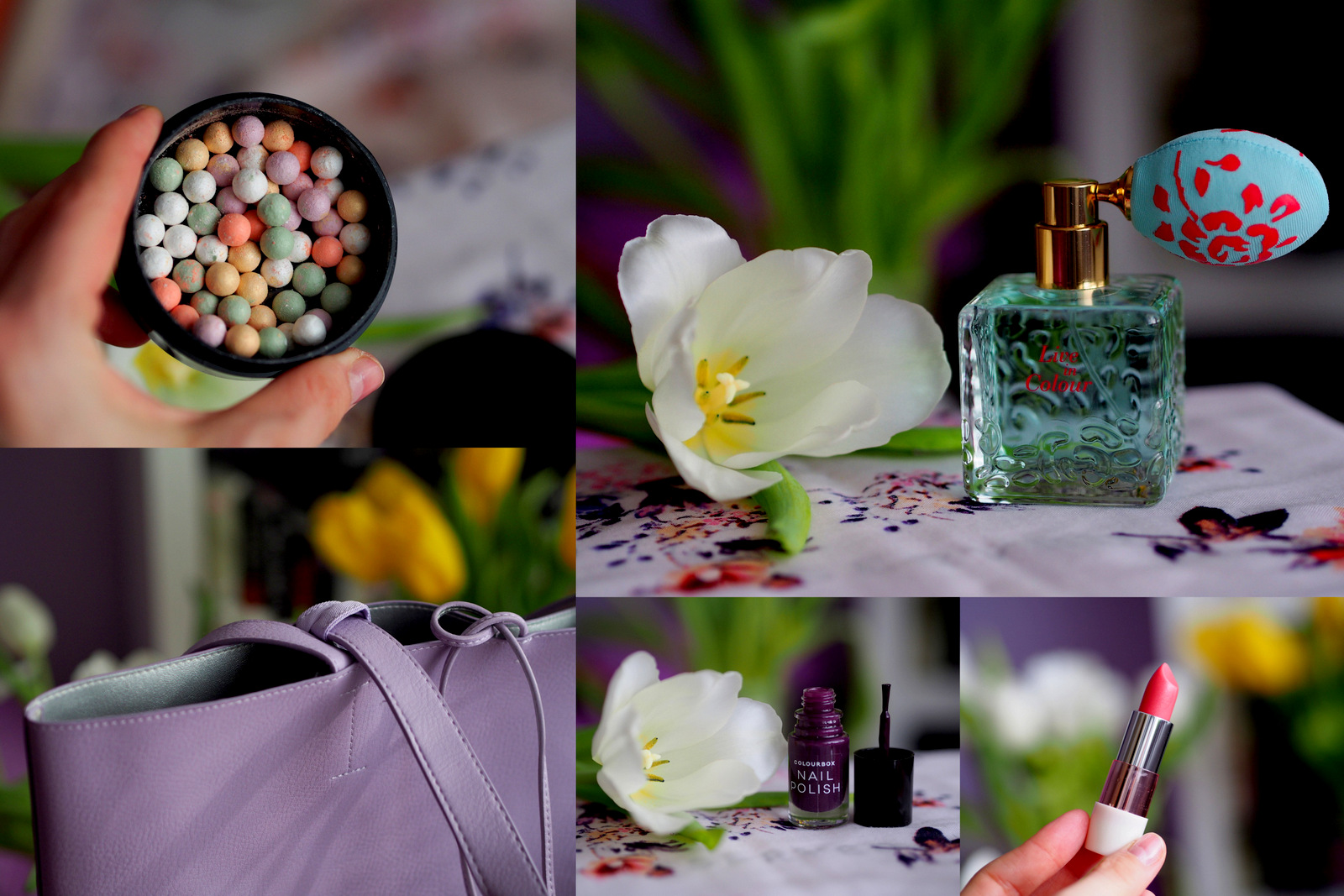beauty tip: oriflame 3/2018