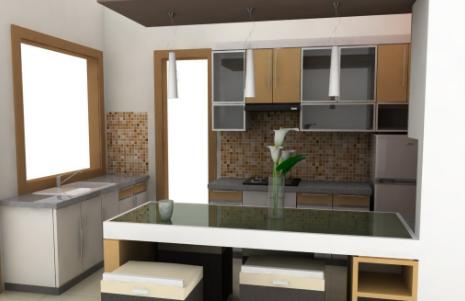 Keutamaan Desain Dapur Minimalis Ala Rumah Tropis yang Fresh