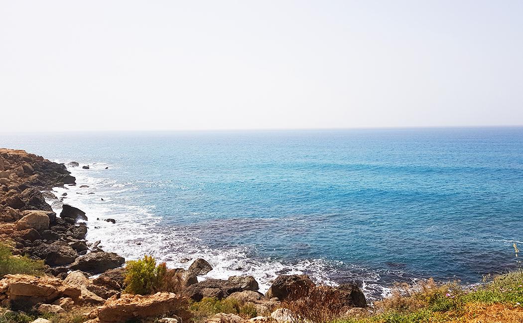 Mer à Paphos