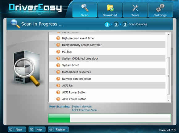 تحميل برنامج Driver Easy إصلاح مشاكل تقل الجهاز تلقائياً مجانى