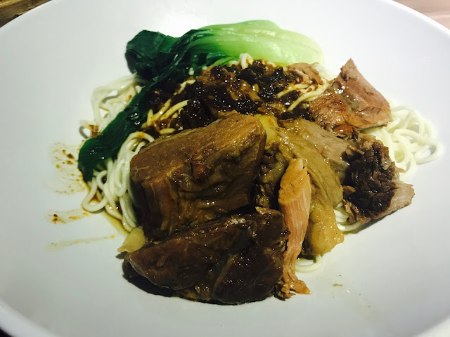 Ju Hao (Tiong Bahru Plaza) - Signature Noodle with Beef Brisket