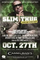 Slim Thug Concer...Casselman's