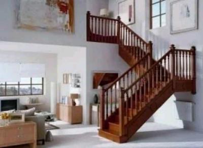 tangga rumah sederhana