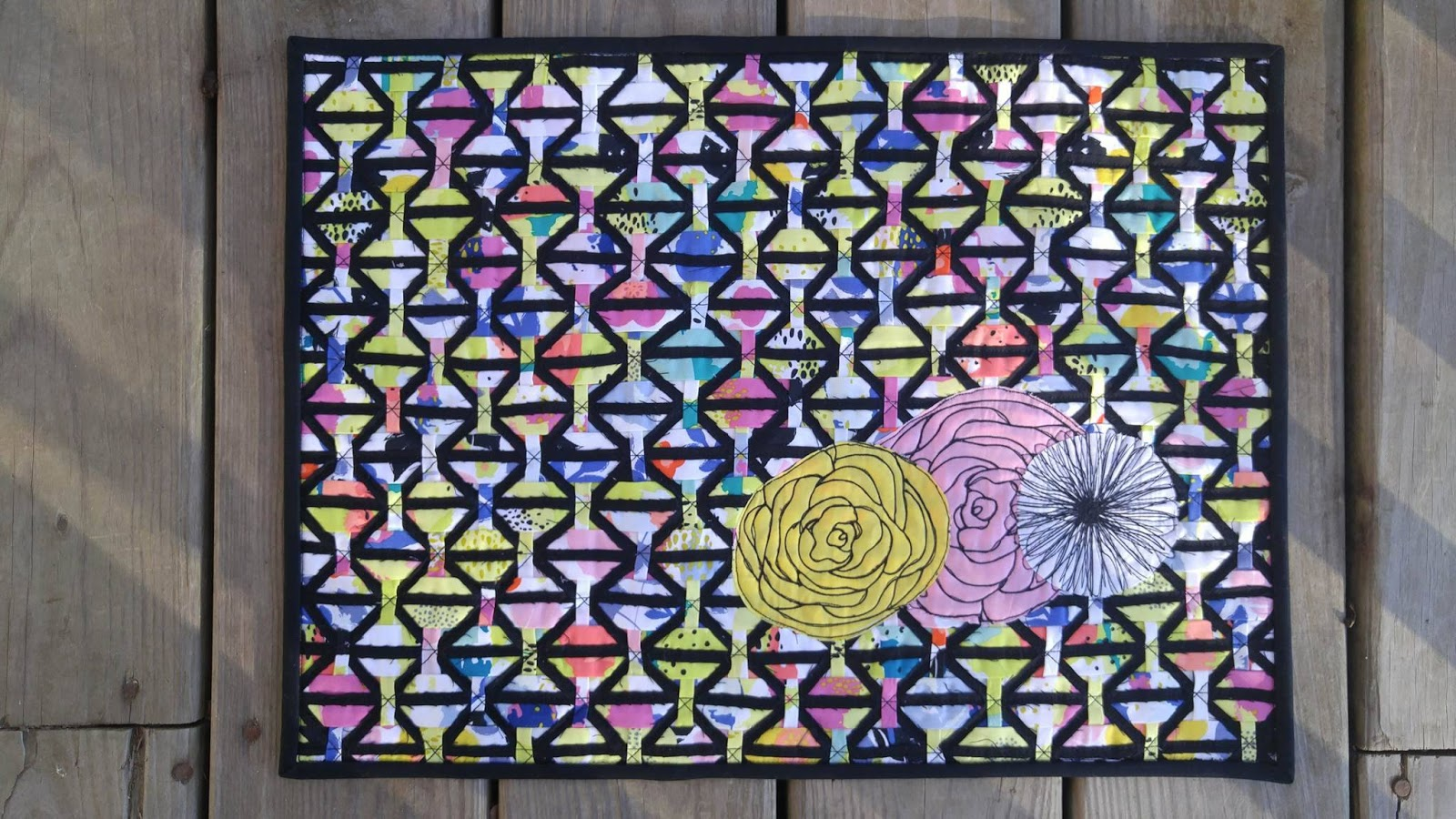 Slice of Pi Quilts: Ready to Weave