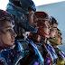 Nova imagem dos unifomes dos Power Rangers