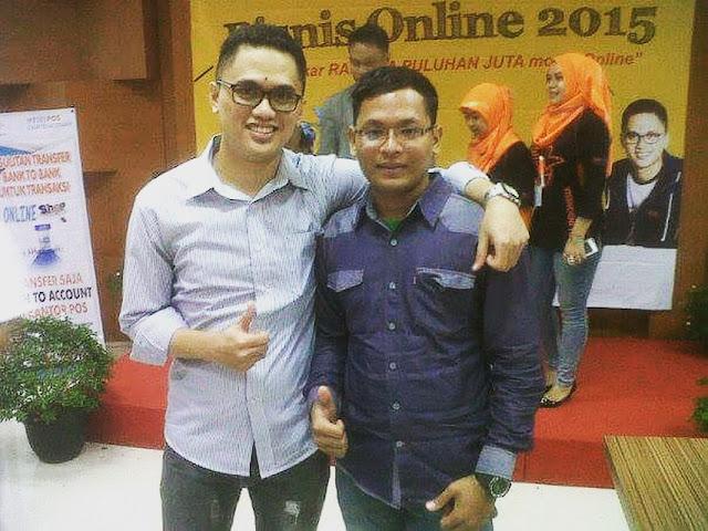 Keren! Fahmi Hakim Presentasikan Cara Bisnis Online Grand Hotel Subang