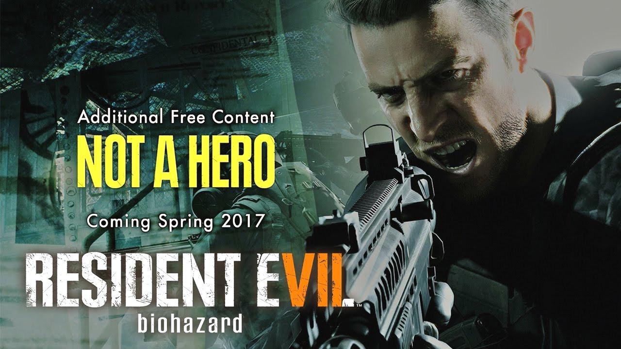 Resident Evil 7 S Next Dlc Features Chris Redfield Gameslaught
