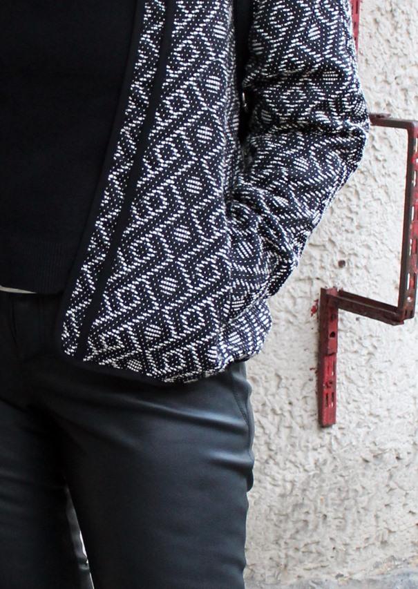jackendetail-schwarz-weiss