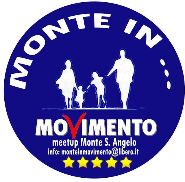 """""""Non è mai troppo tardi"""", la speranza del Meet-up Monte in Movimento in merito all'emergena idrica di Monte Sant'Angelo"""