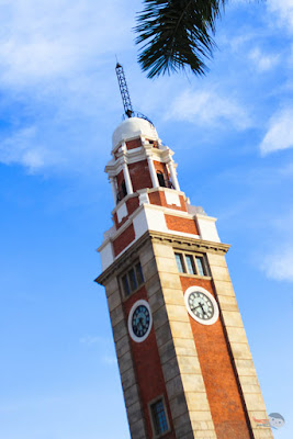 Clock Tower in Tsim Sha Tsui