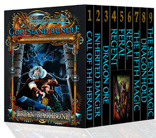 brian rathbone books godland bundle