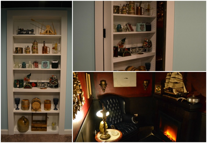 15 Incredible Hidden Rooms We Want In Our House Right Now