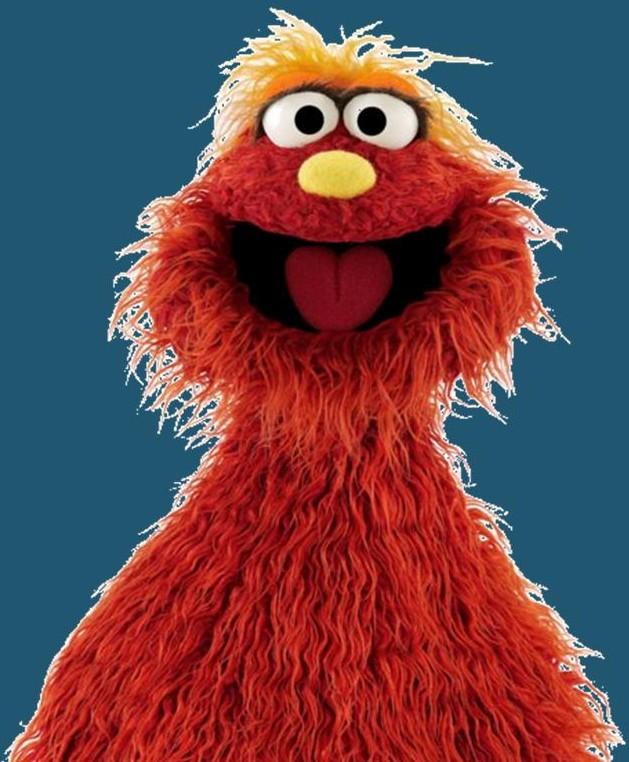 Sesame Street Murray Monster