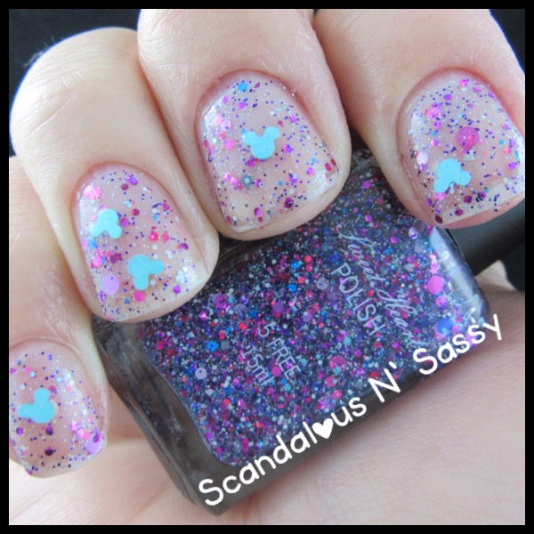 Sweet Heart Polish - Hide & Seek Pascal - the Tangled Trio
