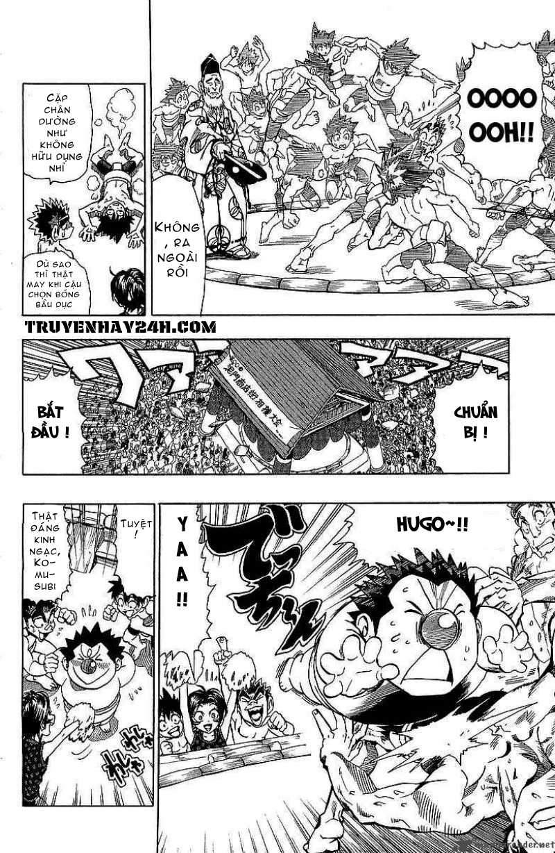 Eyeshield 21 chapter 114 trang 13