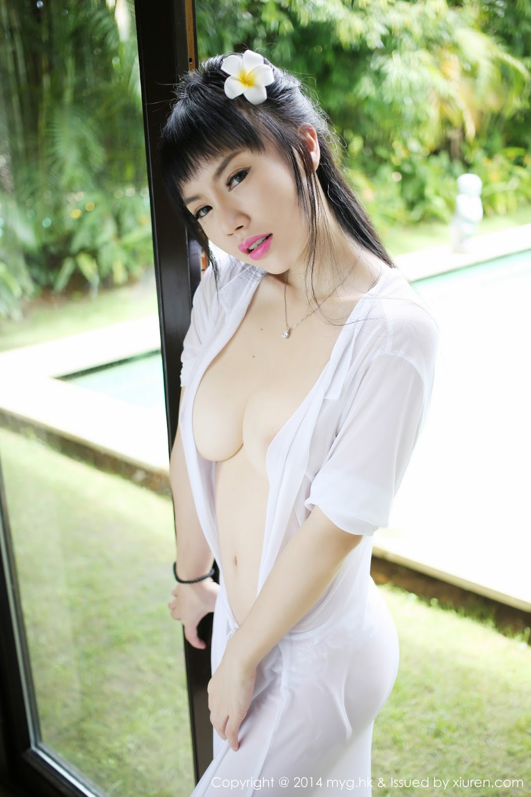 0031 - Sexy Nude Model MYGIRL VOL.49