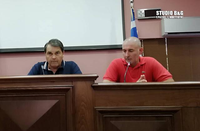 Δ. Καμπόσος: Η Περιφερειακή Ενότητα Αργολίδας και ο κ. Αντιπεριφερειάρχης φάνηκαν κατώτεροι των απαιτήσεων
