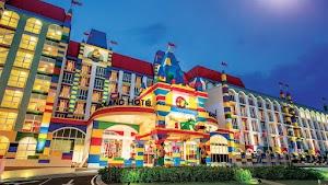 5 Rekomendasi Hotel Terbaik Dekat Dengan Legoland