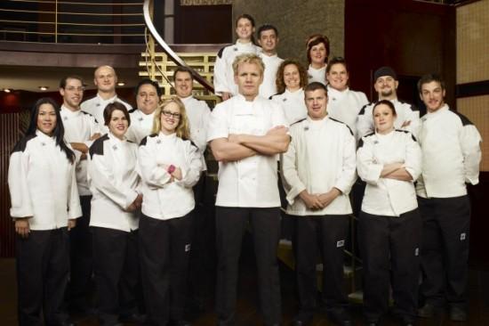 Blog Gastronomix: TEVÊ// De volta, com Gordon Ramsey