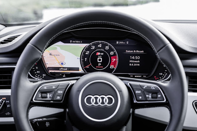 2016 Audi S5