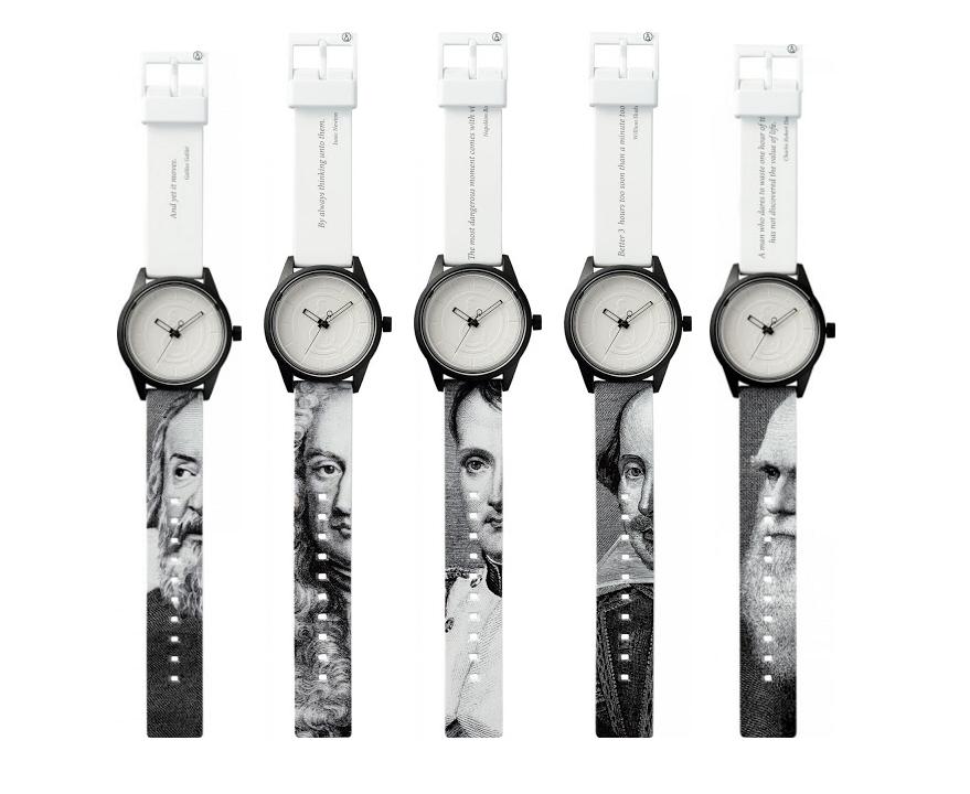 ekologiczne zegarki, minimalizm, smile solar