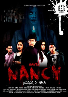 Poster Film Hantu Nancy