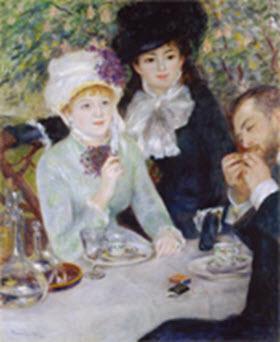 'Renoir, Intimidad', más de 70 obras en esta exposición del Museo Thyssen-Bornemisza