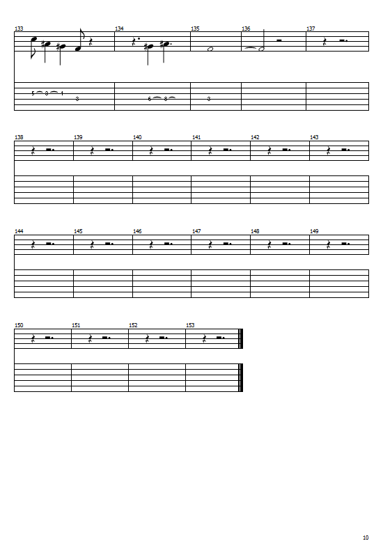 Here Without You Tabs By 3 Doors Down - Vocal Easy Guitar Chords