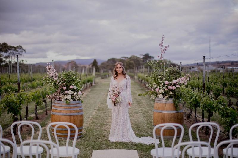 Q+A: CRAIGIE KNOWE VINEYARD   WINERY WEDDING VENUE EAST COAST TASMANIA