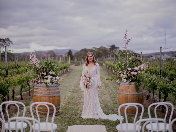 ➳ CRAIGIE KNOWE VINEYARD | WINERY WEDDING VENUE Q&A {EAST COAST TASMANIA}