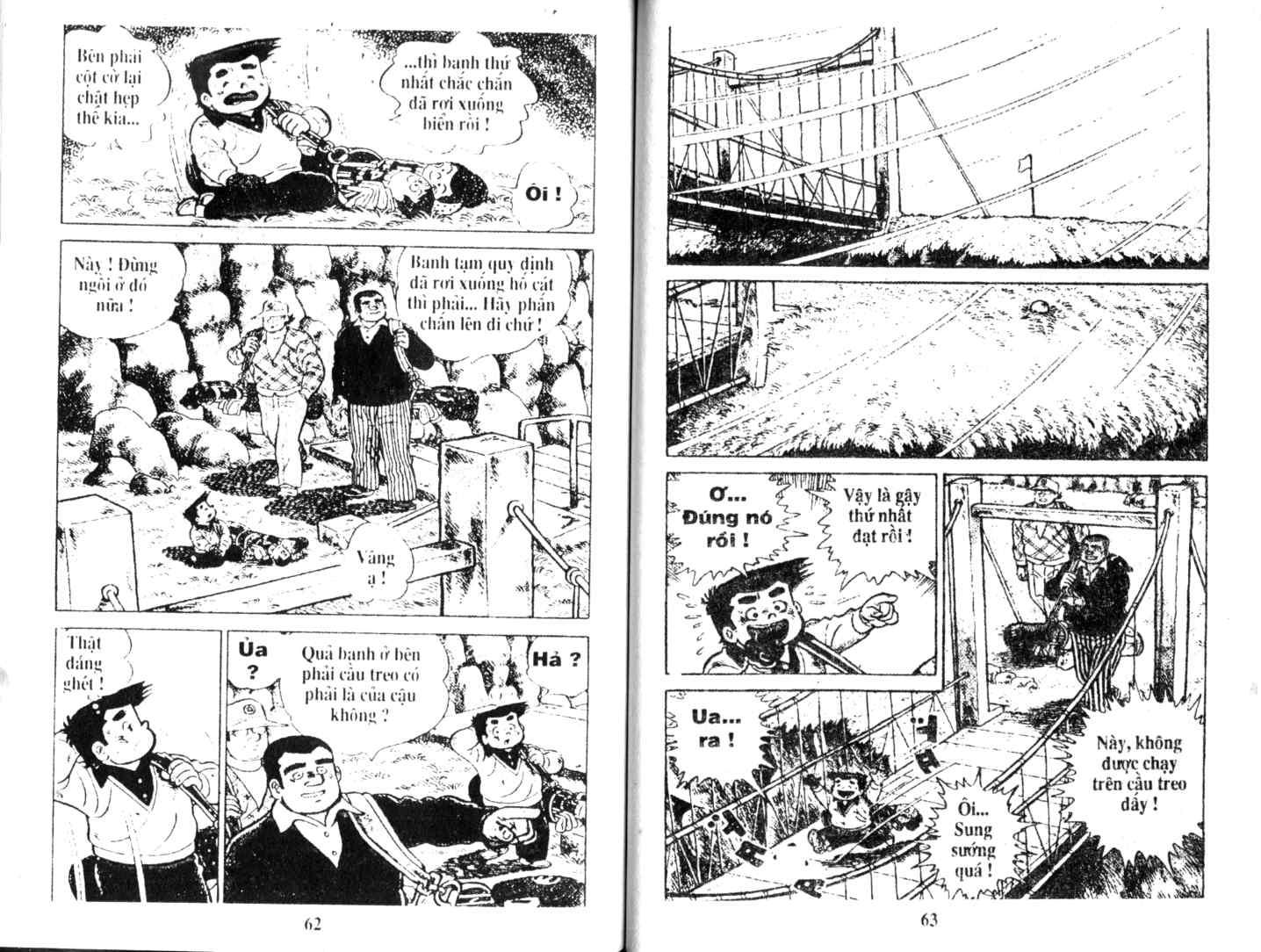 Ashita Tenki ni Naare chapter 17 trang 29