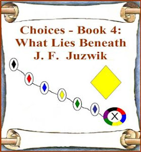Choices - Book 4 (currently out of print; seeking new publisher)