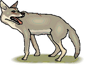 La Chachipedia Dibujos De Lobos Para Colorear Gifs Animados Y