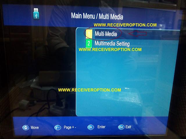 NEOSIT 8120 JADOO TV HD RECEIVER POWERVU KEY OPTION