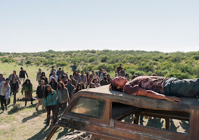 "Fear the Walking Dead S02E08 ""Grotesque"""