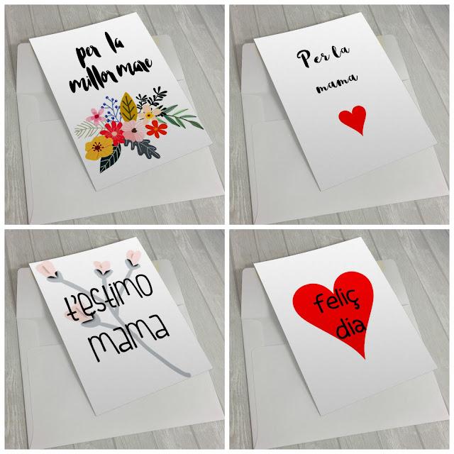 Postals dia de la mare