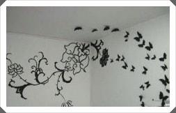Eva Kağıt ile Duvar Süsleme Yapımı, Resimli Açıklamalı