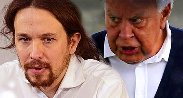El PSOE vincula a Pablo Iglesias como instigador de las protestas contra Felipe González
