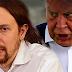 El PSOE señala a Pablo Iglesias como instigador de las protestas contra Felipe González